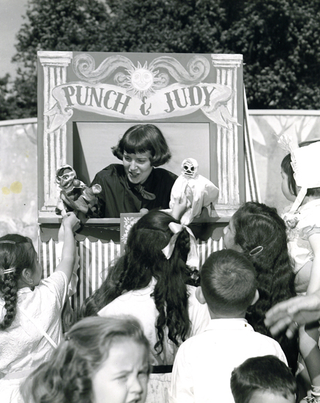 Marion Derby - Punch & Judy